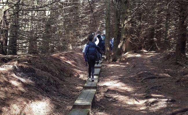 gaisce hike 2