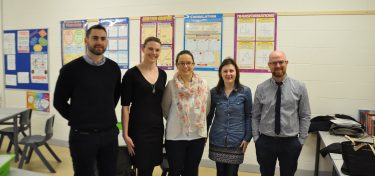 Reflections in Practice – Maths Department