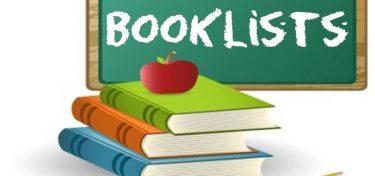 Booklists 2018/19