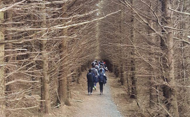gaisce hike 1