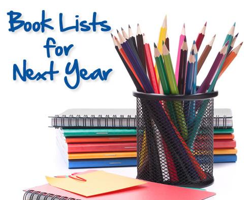 Booklists 2020