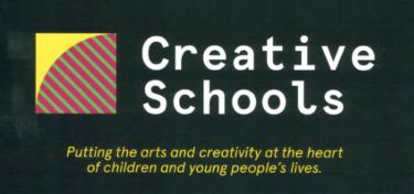 Creative Schools at Woodbrook College